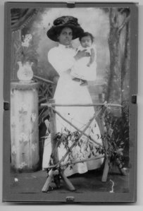 my grandmother and great-grandmother, ca. 1911. Suriname